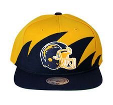 San Diego Chargers Retro Mitchell & Ness Shark Snapback Cap Hat