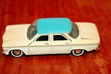 FRANKLIN MINT - 1/43 SCALE CHEVROLET CORVAIR 1960 CLASSIC CARS OF THE 60'S