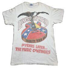 Lynyrd Skynyrd Southern Rock Band T-shirt Size S 1987 Tour Reprint Concert Tee
