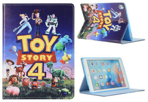 For Apple iPad mini 1 2 3 4 5 Toy Story 4 Disney Smart New Case Cover Plus