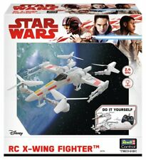 Star Wars RC X-Wing Fighter Radio Controlled Revell Control Technik Model Kit