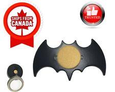 High-end Quality Design Metal Brass BAT Batman Fidget Spinner FREE SHIP CANADA
