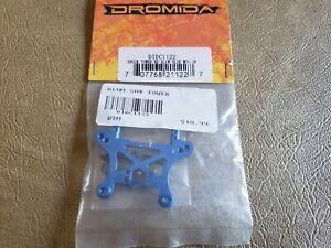 Dromida DIDC1122 Aluminum Shock Tower Rear Blue MT 4.18 1/18 RC Part