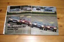 Autozeitung 13036) Volvo 740 GL mit 114PS besser als...?