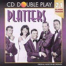 DAMAGED ARTWORK CD The Platters: Golden Classics: 21 Original Musicor Recordings