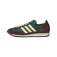 [Adidas Originals] Wales Bonner SL72 Shoes Sneakers - Green(FX7515)