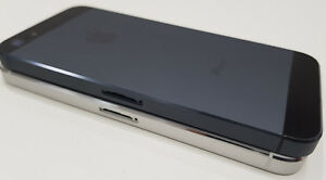 iPhone 5 REAR HOUSING CHASSIS CASING WITH PARTS EXCELLENT - GRADE A