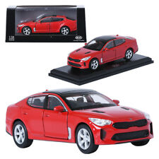 Pino 1:38 KIA Stinger Hichroma Red Display Mini Car Miniature Car