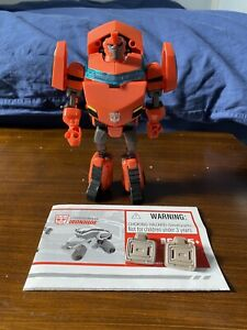 Transformers Animated Ironhide Figure - Complete