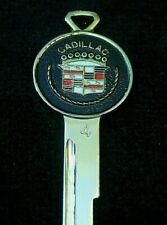CADILLAC CREST KEY BLANK fits 1969 1973 77 81 Eldorado DeVille Calais Fleetwood