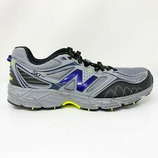 New Balance Mens 510 V3 MT510CG3 Gray Running Shoes Lace Up Low Top Size 12