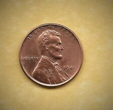 """1943-P """"STEEL"""" Lincoln Steel Cent - """"Note Color"""" -  Free Shipping"""