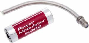 Shimano Power Modulator SM-PM40 Zugführungsrohr 90 135 Degrees Blue Red Black