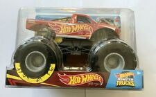 Hot Wheels Monster Trucks   HOT WHEELS RACING   1:24 Scale Very Rare !!