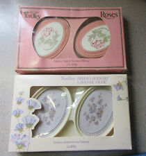 2 Boxes of Vintage YARDLEY Hostess Soaps French Lavender & Roses 4 x 100g