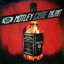 Motley Crue 2 LP The Dirt Soundtrack Best of Tracks 180g Vinyl