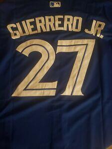 Vladimir Guerrero Jr Toronto Blue Jays Jersey