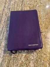 Mom's Devotional Bible NIV 1996 Zondervan Bonded Leather Cover