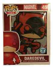 Funko POP! Tees Marvel 45 Daredevil Short Sleeve T-Shirt size Large