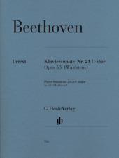 Henle Urtext Beethoven - Piano Sonata No. 21 in C Major, Op. 53