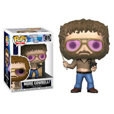 "Saturday Night Live - Gene Frenkle ""More Cowbell"" Pop! Vinyl Figure NEW Funko"