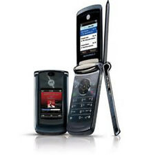 Motorola MOTORAZR2 V8 2GB GSM Refurbished Cellular Phone Black Unlocked