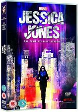 MARVEL'S JESSICA JONES 1 (2015) Krysten Ritter TV Season Series -  DVD UK not US