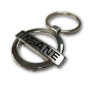INSANE Keyring Key Chain for Nissan Skyline Silvia GTR 180sx S15 S13 S14 Nismo