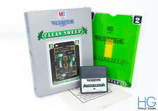 Clean Sweep Boxed - Vectrex MB Retro Game Cassette