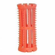 Hair Setting Rollers & Plastic Pins for Curls Pink 26mm Diameter PK 12 Skelox