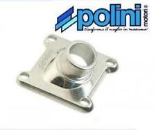 Pipe d'admission Polini 17mm 19mm mobylette Peugeot 103 SP 215.0372 Neuf cyclo