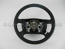 NEW EURO Genuine VW OEM Mk4 B5.5 Black Leather Multi Function Steering Wheel
