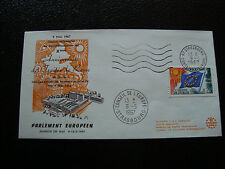 FRANCE - enveloppe 9/5/1967 yt service n° 29 (cy19) french