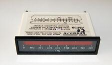 Texmate AM30-3 - 31 Segment , Red LED Bargraph. 4-20Ma Input, 0-800 RPM. NEW!