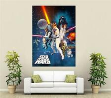 STAR Wars enormi PROMO POSTER 10 t645