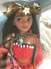 Moana Disney  Limited Edition Collection 2017 of 5500