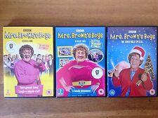 MRS BROWNS BOYS BBC Comedy Series 1 & 2 Christmas Special DVD Collection Box Set