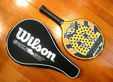 Wilson Blade BLX Platform Tennis Paddle with Cover
