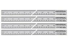 Universal Adhesive Tape Measure Ruler - Adhesive Measuring Tapes with Sticky
