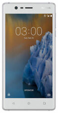 "Nokia 3 TA-1020 16GB White 5"" Display 4G Unlocked Smartphone Aussie Model"