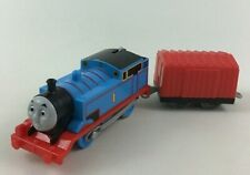 Thomas and Friends Trackmaster Red Cargo Motorized Train Mattel 2013 B7