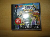 PS1  RUGRATS STUDIO TOUR  -  PLAYSTATION 1 NEW  SEALED pal