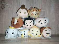 Disney Store Beauty And The Beast Tsum Tsum Set Of 9