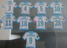 Lot magnets just foot 2009 Marseille OM maillot