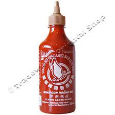 2 x Flying Goose Sriracha Hot Chili Sauce Avec Extra Ail - 455 ml