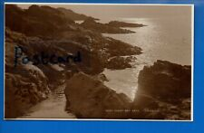 OLD RP JUDGES POSTCARD CLOUET BAY SARK CHANNEL ISLEAND NR CREUX HERM GUERNSEY