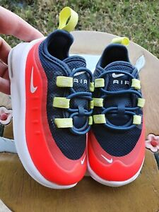 "Nike Air Max Axis ""PUNCH"" BRAND NEW Toddler 4C & 8C"