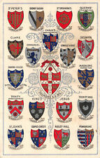 R109118 Old Postcard. Coats of Arms