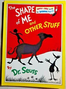 The Shape Of Me And Other Things,  By Dr Seuss,   GC~P/B    FAST~N~FREE~POST