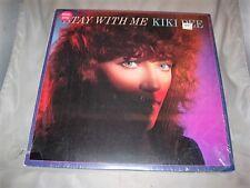 KIKI DEE-STAY WITH ME 70'S pop vinyl LP [INV-12]
